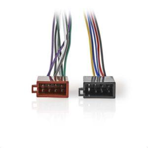 ISO Καλώδιο για audio αυτοκινήτου, 0.15 m. NEDIS ISOCSO16PVA