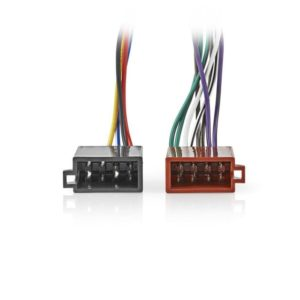 ISO Καλώδιο κατάλληλο για Kenwood (16 pin), 0.15m. NEDIS ISOCKW16PVA