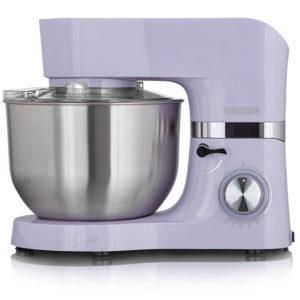 Κουζινομηχανή HEINRICH'S 6.5L σε μωβ χρώμα, 1300W. KM 6278 pastell lila