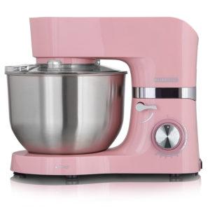 Κουζινομηχανή HEINRICH'S 6.5L σε ροζ χρώμα, 1300W. KM 6278 pink