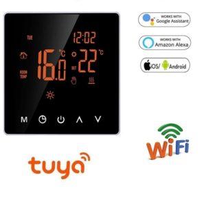 Θερμοστάτης Αφής Wi-Fi SmartLife ME81H.31WIFI