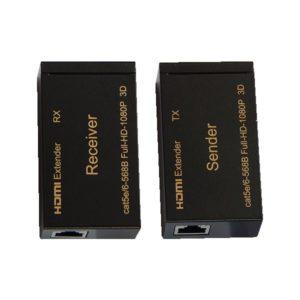 Πομποδέκτης για επέκταση HDMI μέσω UTP καλωδίου  CHDT-3