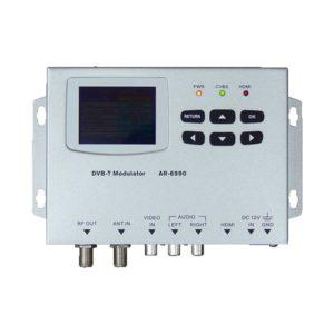 Ψηφιακό modulator DVB-T 1 καναλιού OEM AR-6990