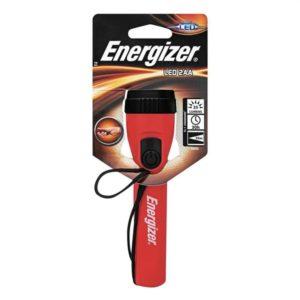Φακός LED Energizer με φωτεινότητα 25 lumens. ENERGIZERS OPP LED 2AA