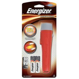 Φακός LED Energizer με ενσωματωμένο μαγνήτη και φωτεινότητα 50 lumens. ENERGIZER MAGNET HANDHELD