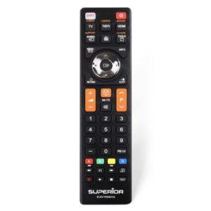 Τηλεχειριστήριο αντικατάστασης για τηλεοράσεις SAMSUNG SUPERIOR SAMSUNG READY TO USE