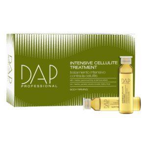 Εντατική θεραπεία κυτταρίτιδας με αμπούλες (12τμχ x 10ml) DAP Professional DAE04220