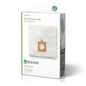 Υφασμάτινες σακούλες με μικροϊνες για AEG – Electrolux GR 51, 4τμχ NEDIS DUBG220AEG4