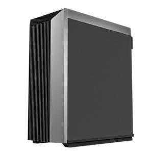 Κουτί DEEPCOOL CL500 για μητρικές ATX/Micro ATX/Mini-ITX σε μαύρο χρώμα. DEEPCOOL CL500