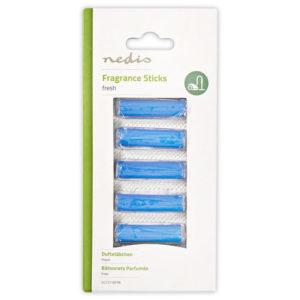 Αρωματικά sticks για ηλεκτρικές σκούπες, με άρωμα φρεσκάδας. NEDIS VCFS110FRE