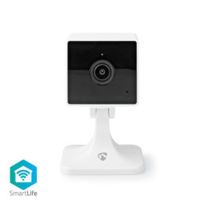 WiFi Smart IP κάμερα Full HD 1080p, για εσωτερικούς χώρους με δυνατότητα ρύθμισης κλίσης. NEDIS WIFICI40CWT