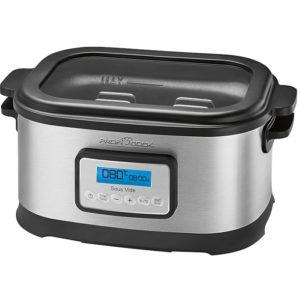 Συσκευή μαγειρέματος Sous Vide από ανοξείδωτο ατσάλι, 520W. PC-SV 1112