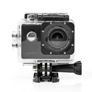 Action κάμερα Full HD 1080p, με οθόνη TFT 2″.NEDIS ACAM07BK
