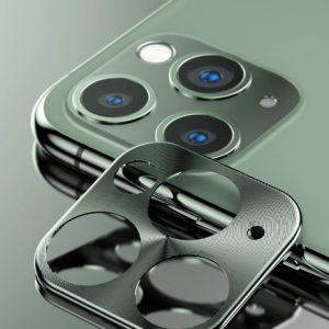 Προστατευτικό Μεταλλικό Κάλυμμα Κάμερας για iPhone 11 Pro/Pro Max Πράσινο