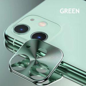 Προστατευτικό Μεταλλικό Κάλυμμα Κάμερας για iPhone 11 Pro Max Χρυσό