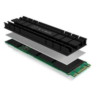 Παθητική ψυκτρα για SSD M.2 2280. IB-M2HS-701