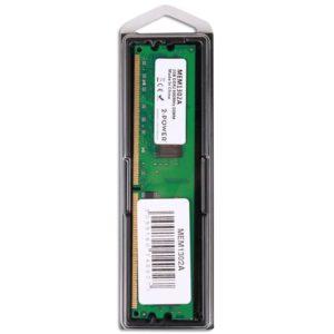Μνήμη RAM DDR2 Dimm 2GB 800MHz. 2-POWER MEM1302A 2GB DIMM DDR2