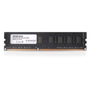 Μνήμη RAM DDR3 Dimm 8GB 1066/1333/1600 MHz. 2-POWER MEM0304A 8GB DIMM DDR3