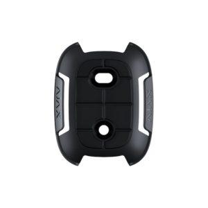 Bάση τοποθέτησης για Double Button και Βutton, σε μαύρο χρώμα. Ajax Systems Holder Double Button