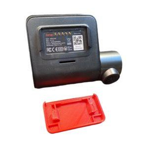 Βάση για κάμερα Dash cam 70mai Pro/Lite 3D print red BDC70MAI