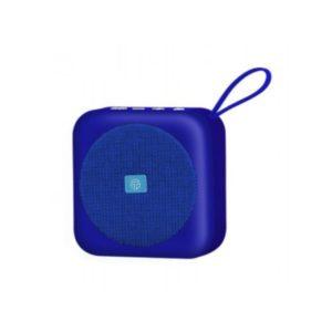 Ηχείο Bluetooth  και ραδιόφωνο 4Ω 3W Μπλέ Techancy TF34009