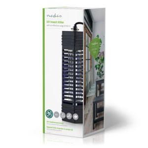Ηλεκτρική Συσκευή Εξόντωσης Εντόμων 6W NEDIS INKI110CBK6
