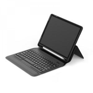 Θήκη iPad Pro 11 (2018 / 2020) Με Πληκτρολόγιο Bluetooth Keyboard WIWU QWERTY Black