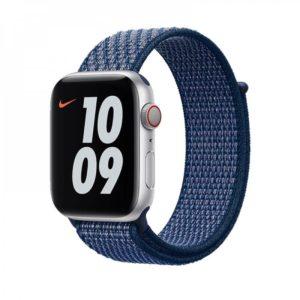 WiWU Apple Watchband 38 mm/40 mm, Nylon, Blue 11130
