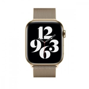 WiWU Apple Watchband 38 mm/40 mm, Minalo Stainless Steel, Local Gold
