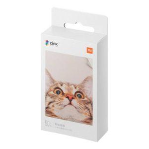 Xiaomi Mi Portable Photo Printer Paper (2×3-inch, 20-sheets) EU TEJ4019GL