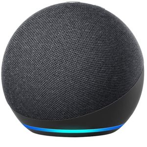 Amazon Echo Dot (4th Gen) Charcoal