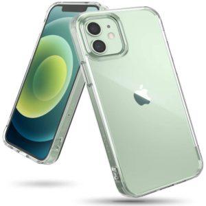 Θήκη Πλαστικό / Bumper Σιλικόνης Διάφανο για iPhone 12 mini Ringke 10659