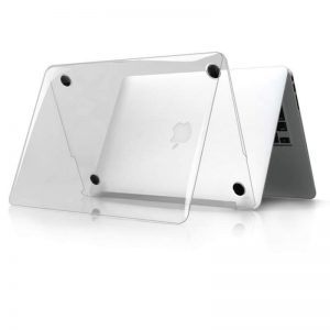 WiWU MacBook Air 13.3 inch (2018-2019) Case iSHIELD Hard Shell cover Transparent