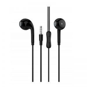 Ακουστικά Με Μικρόφωνο Techancy TF20060 Μαύρα