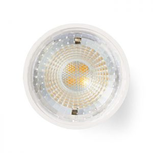 Λάμπα LED, GU5.3, MR16, 6W, θερμό λευκό φως και 450 lumen.