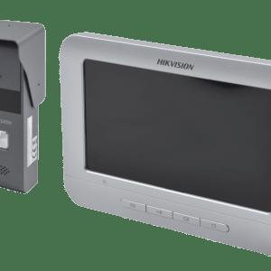 KIT θυροτηλεόρασης 4 καλωδίων. HIKVISION – DS-KIS203